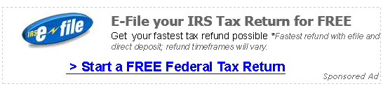 efile 2011 tax return